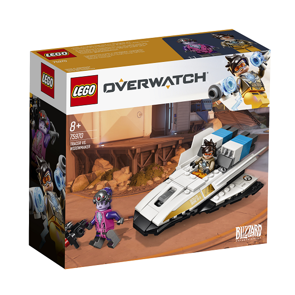 Image of Tracer vs. Widowmaker - 75970 - LEGO Overwatch (75970)