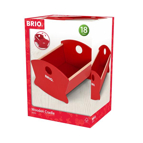 Trævugge - 30555 - BRIO
