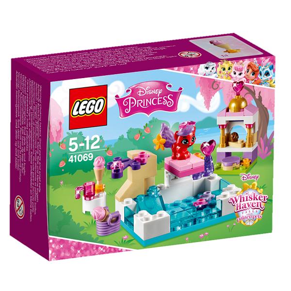 Image of Treasures dag ved poolen - 41069 - LEGO Disney Princess (41069)