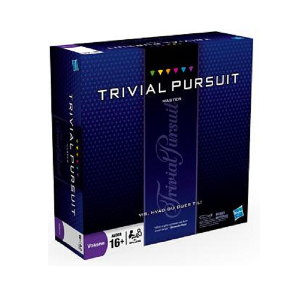 Image of Trivial Pursuit Master Ed. - Fun & Games (HAB16762108)