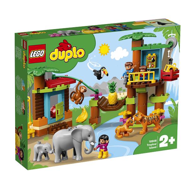 Image of Tropeø - 10906 - LEGO DUPLO (10906)