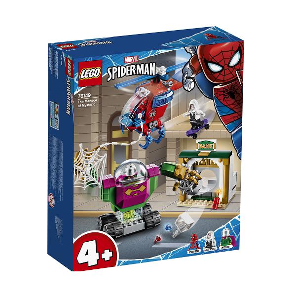 Image of Truslen fra Mysterio - 76149 - LEGO Super Heroes (76149)