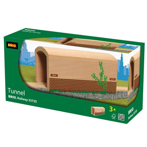 Tunnel - 33735 - BRIO Tog
