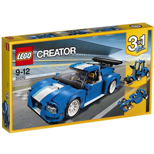 Image of Turboracerbil - 31070 - LEGO Creator (31070)