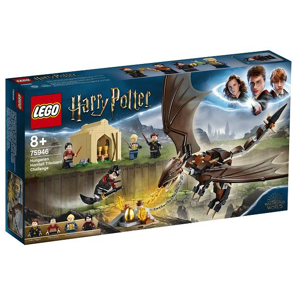 Image of Turnering i Magisk Trekamp - Ungarsk takhale - 75946 - LEGO Harry Potter (75946)