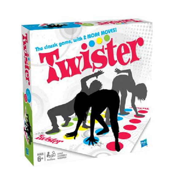 Image of Twister - Fun & Games (HAB98831179)