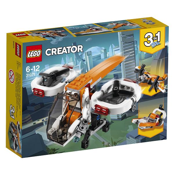 Image of Udforskningsdrone - 31071 - LEGO Creator (31071)