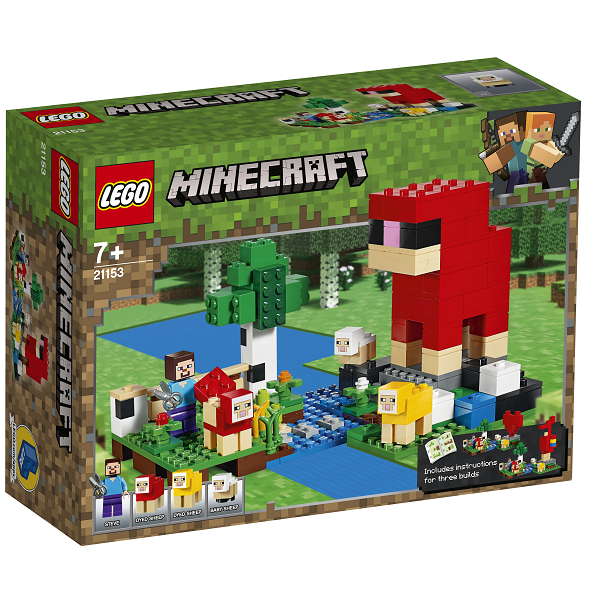 Image of Uldfarmen - 21153 - LEGO Minecraft (21153)