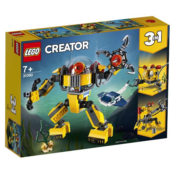 Image of Undervandsrobot - 31090 - LEGO Creator (31090)