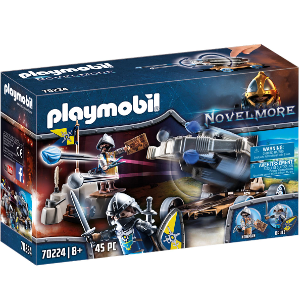 Image of Vandballista - PL70224 - PLAYMOBIL Knights (PL70224)