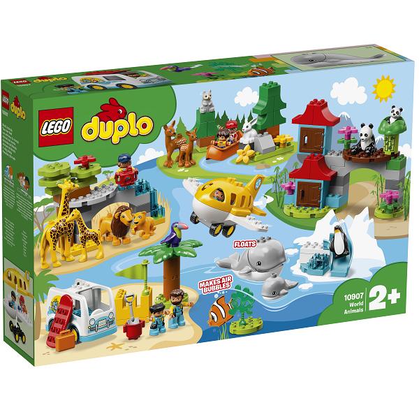Image of Verdens dyr - 10907 - LEGO DUPLO (10907)