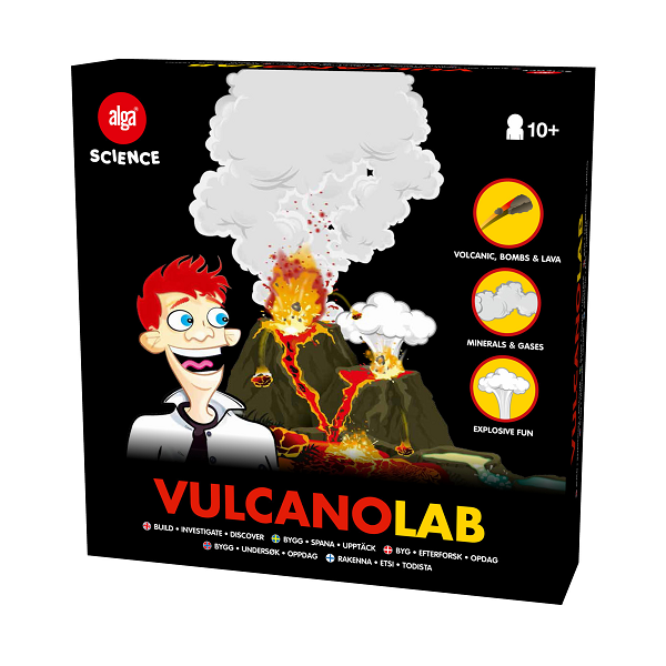 Image of   Volcano Kit - Fun & Games
