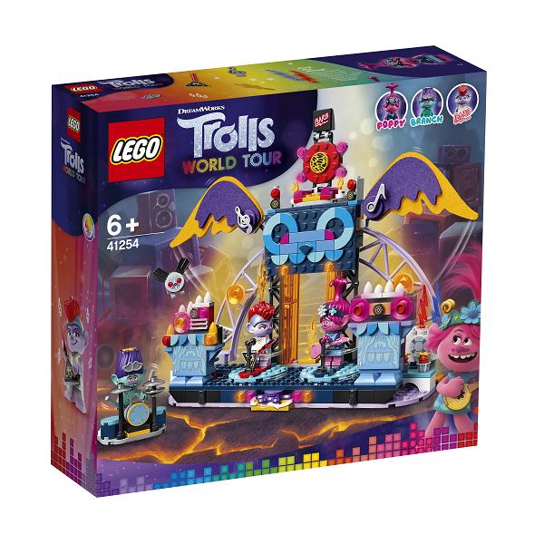 Image of Volcano Rock-bykoncert - 41254 - LEGO Trolls (41254)