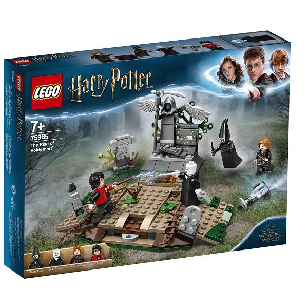 Image of Voldemorts opstandelse - 75965 - LEGO Harry Potter (75965)