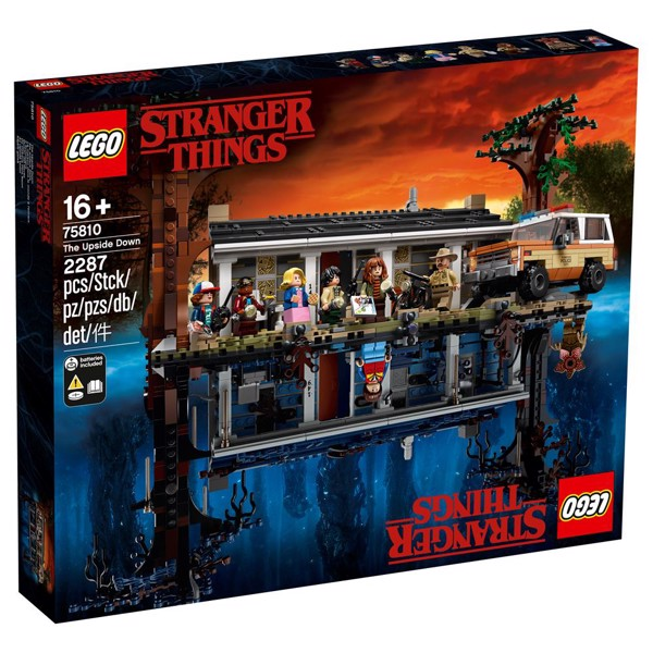 Image of Vrangsiden - 75810 - LEGO Stranger Things (75810)