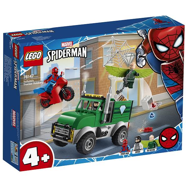 Image of Vultures lastbilsrøveri - 76147 - LEGO Super Heroes (76147)