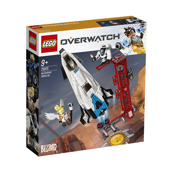 Image of Watchpoint: Gibraltar - 75975 - LEGO Overwatch (75975)