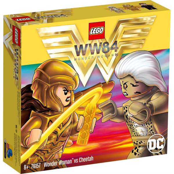 Image of Wonder Woman vs Cheetah - 76157 - LEGO Super Heroes (76157)