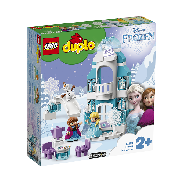 Image of   Frost isslot - 10899 - LEGO DUPLO