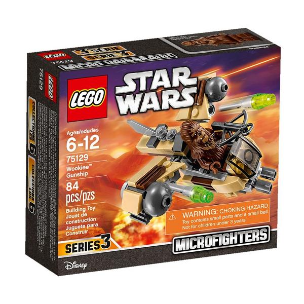 Image of Wookiee Gunship - 75129 - LEGO Star Wars (75129)