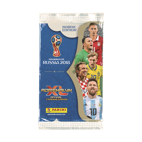Image of   World Cup 2018 Booster - Fun & Games
