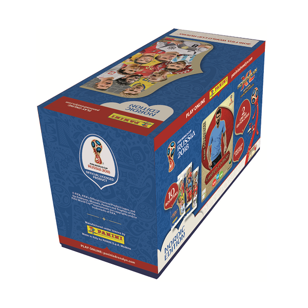 Image of   World Cup 2018 Gift Box - Fun & Games