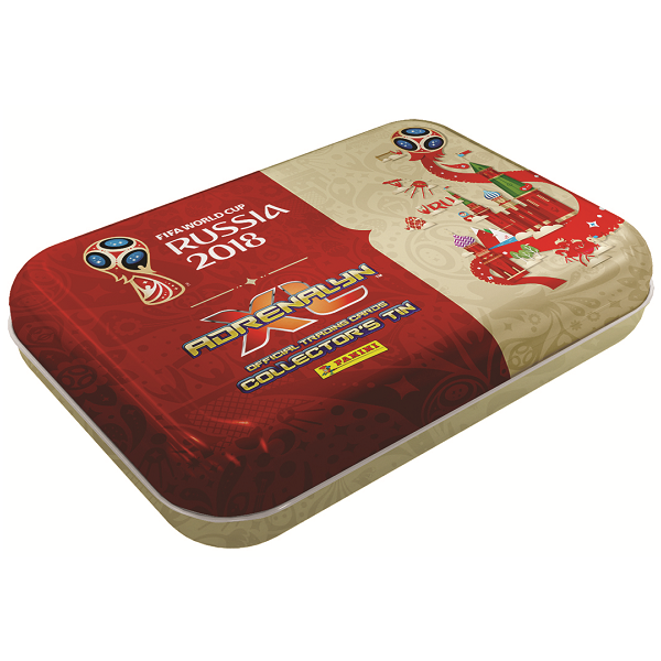 World Cup 2018 Pocket Tin - Fun & Games