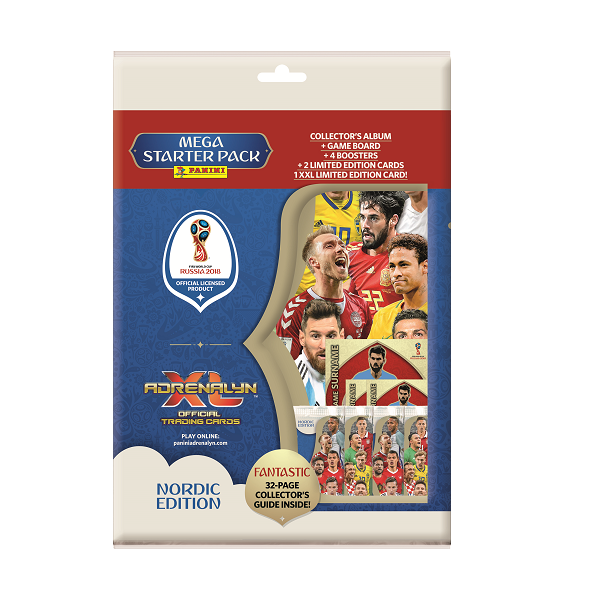 Image of   World Cup 2018 Starter Pack - Fun & Games