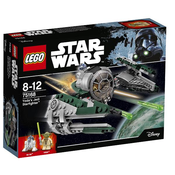 Yodas Jedi Starfighter - 75168 - LEGO Star Wars