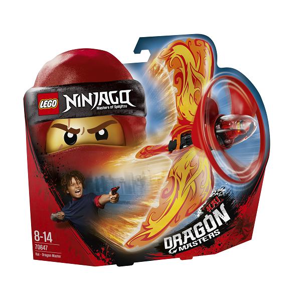 Zane # Dragemester - 70648 - LEGO Ninjago